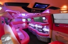 салон лимузина крайслер